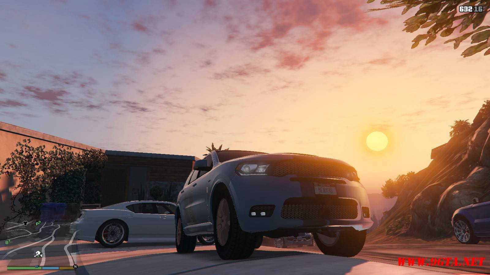 2018 Dodge Durango SRT v1.9.1 GTA5 Mods (10)