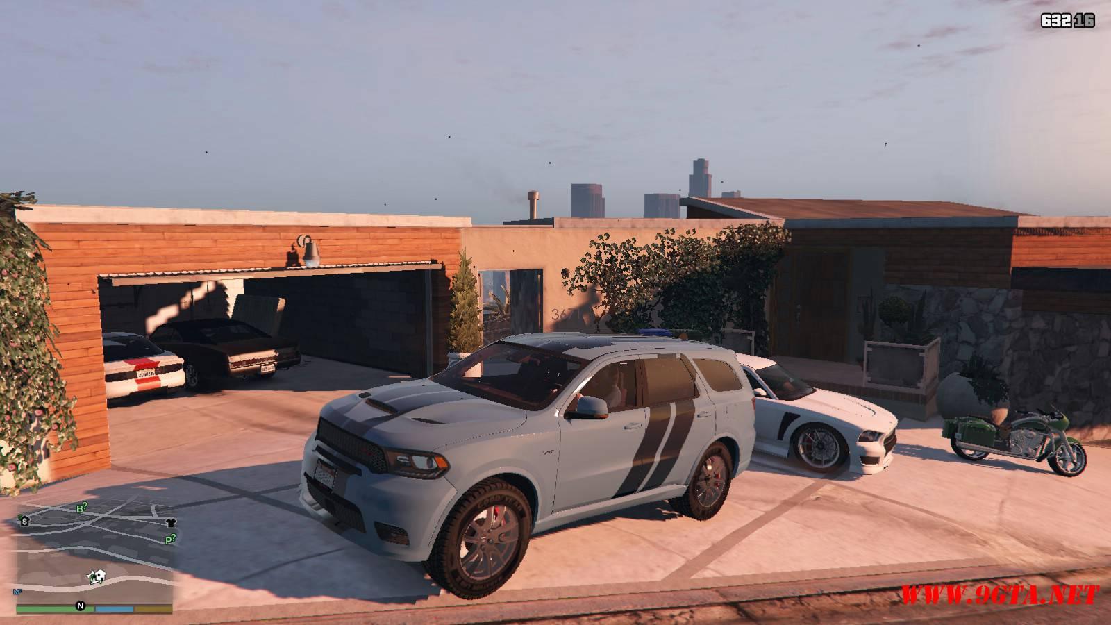 2018 Dodge Durango SRT v1.9.1 GTA5 Mods (1)