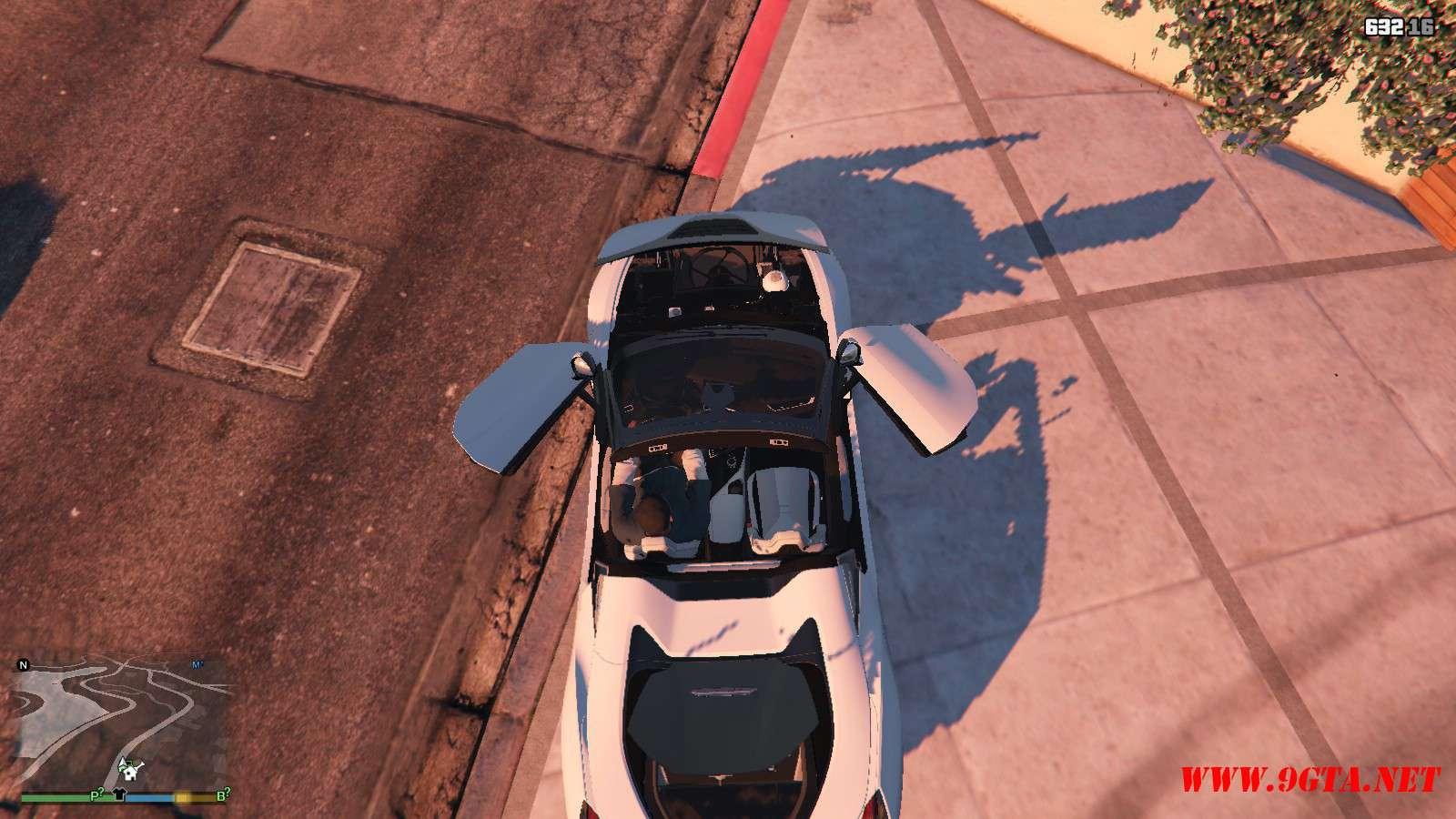 2019 BMW I8 Roadster GTA5 Mods (15)