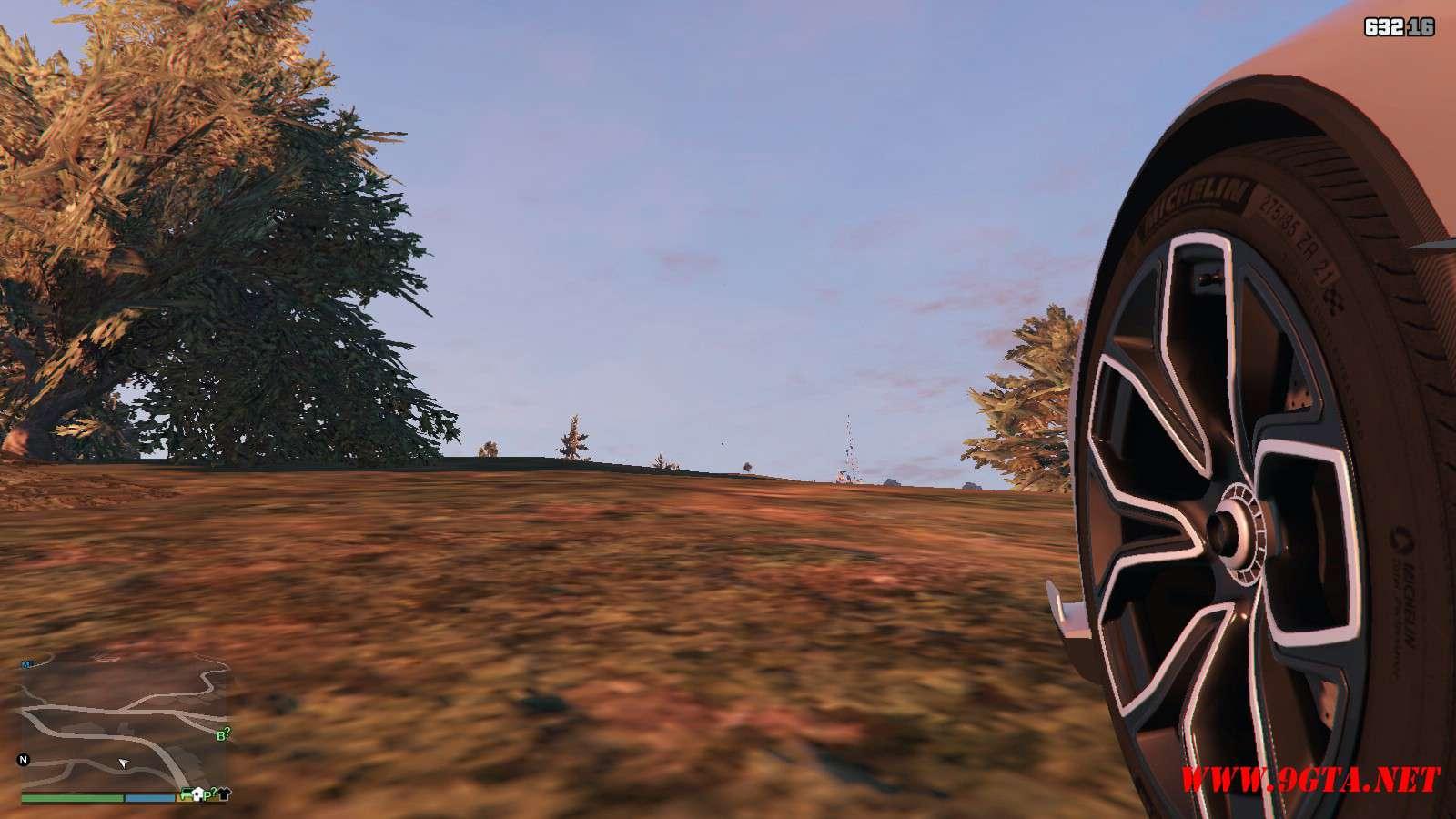 2019 NIO EP9 GTA5 Mods (14)