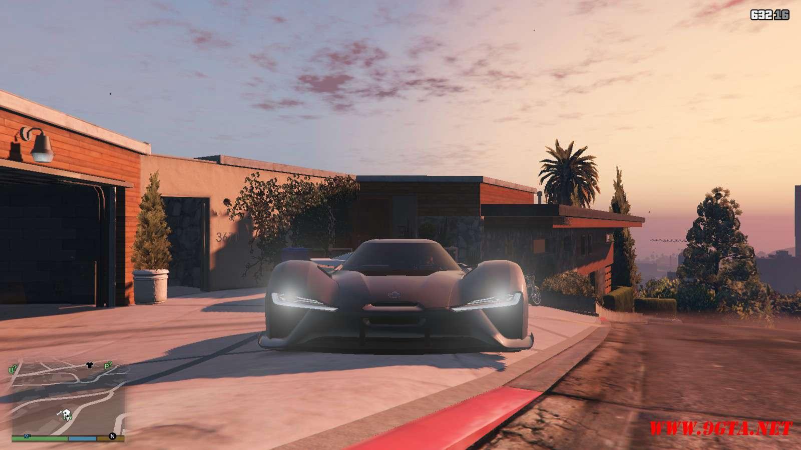 2019 NIO EP9 GTA5 Mods (6)