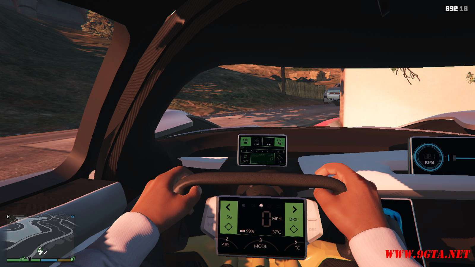 2019 NIO EP9 GTA5 Mods (7)