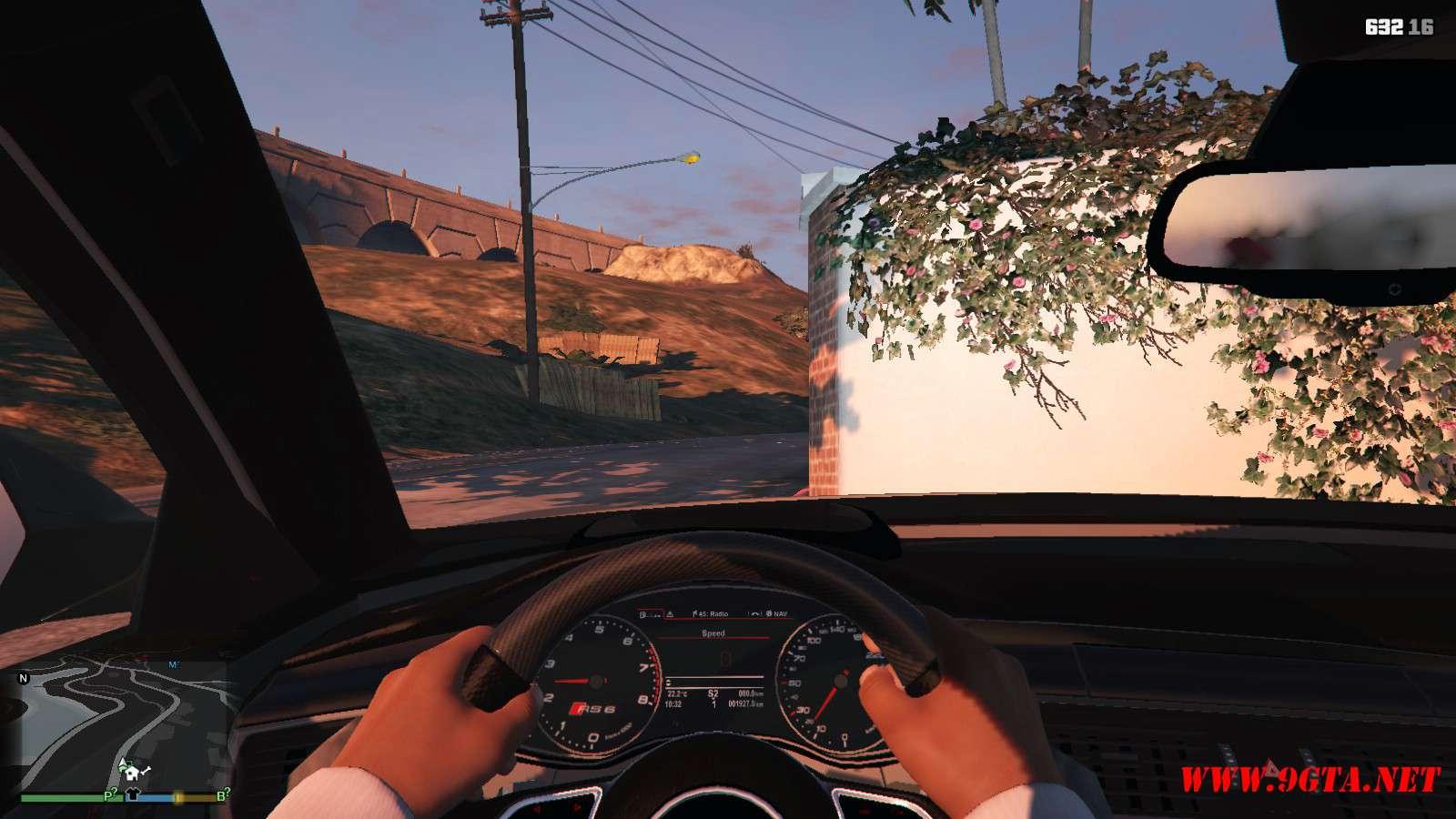 Audi RS6 Prior GTA5 Mods (11)