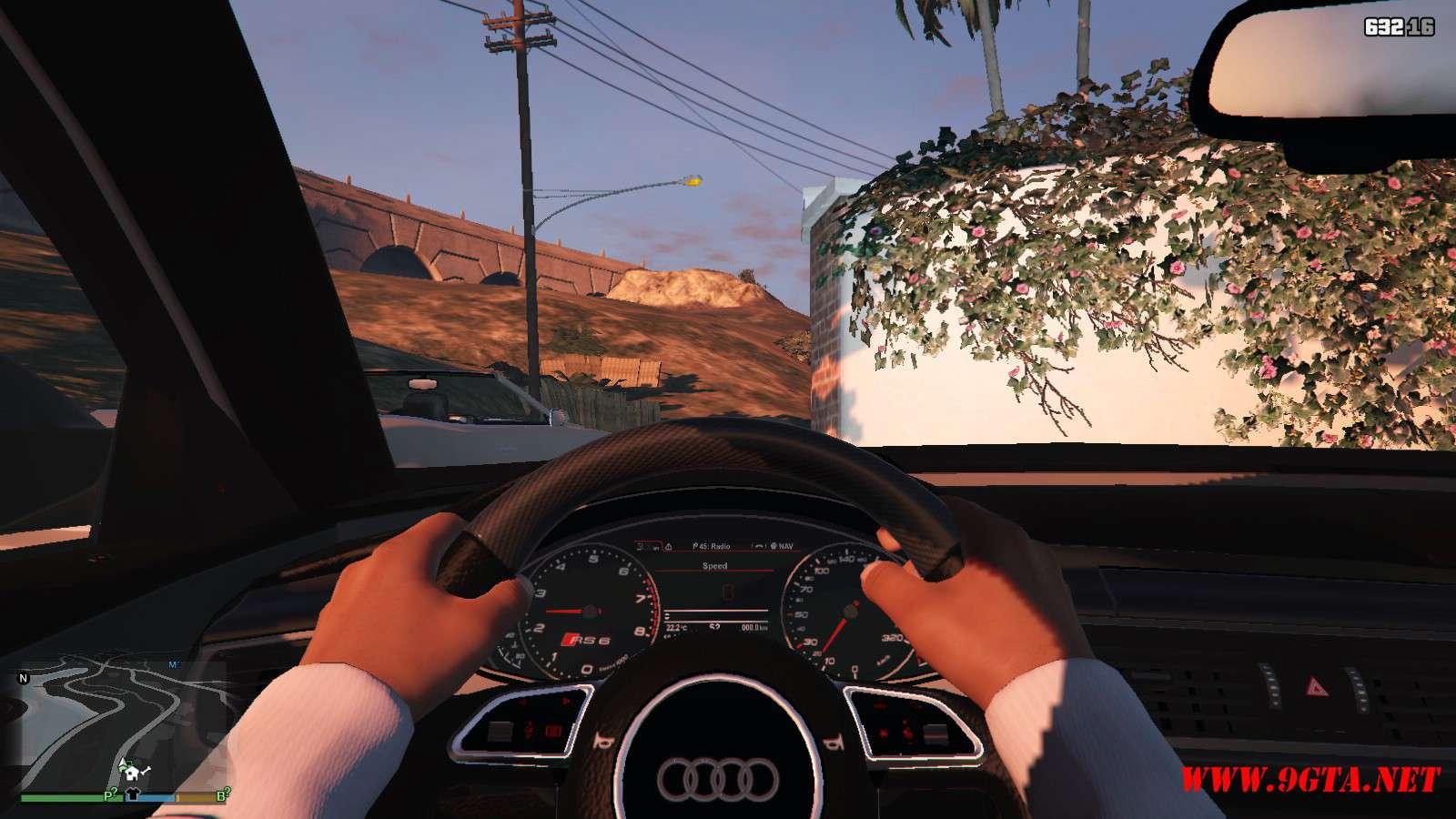 Audi RS6 Prior GTA5 Mods (12)