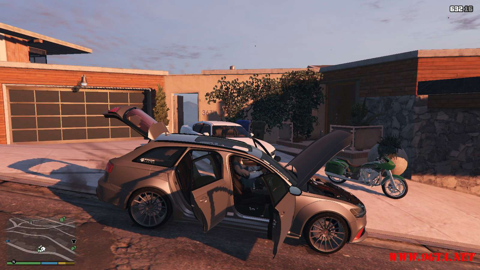 Audi RS6 Prior GTA5 Mods (17)