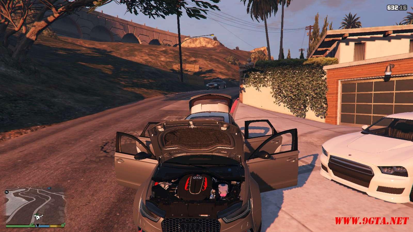 Audi RS6 Prior GTA5 Mods (18)