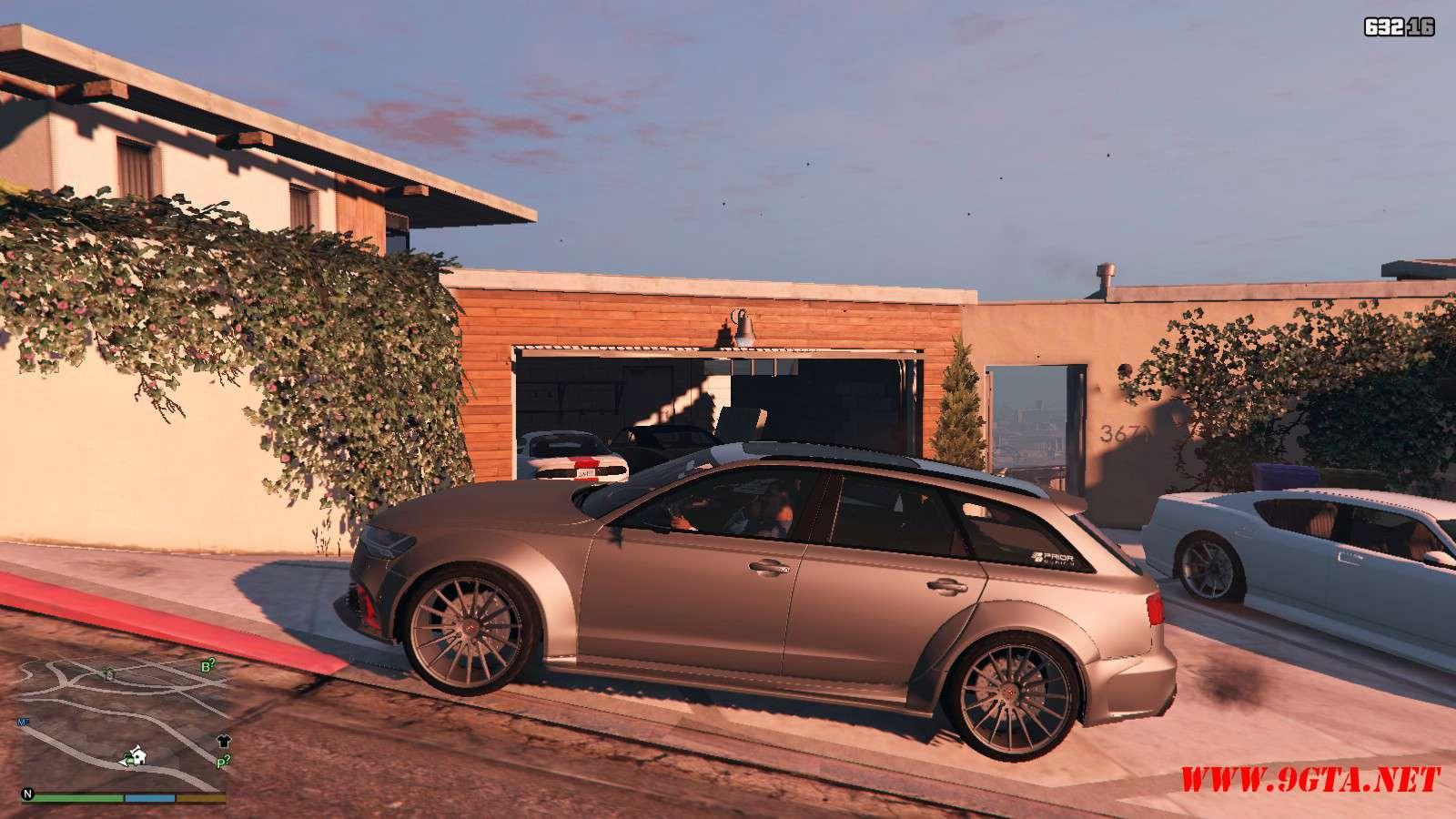 Audi RS6 Prior GTA5 Mods (2)