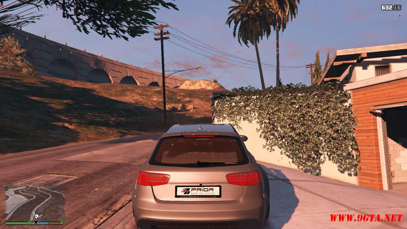 Audi RS6 Prior GTA5 Mods (3)