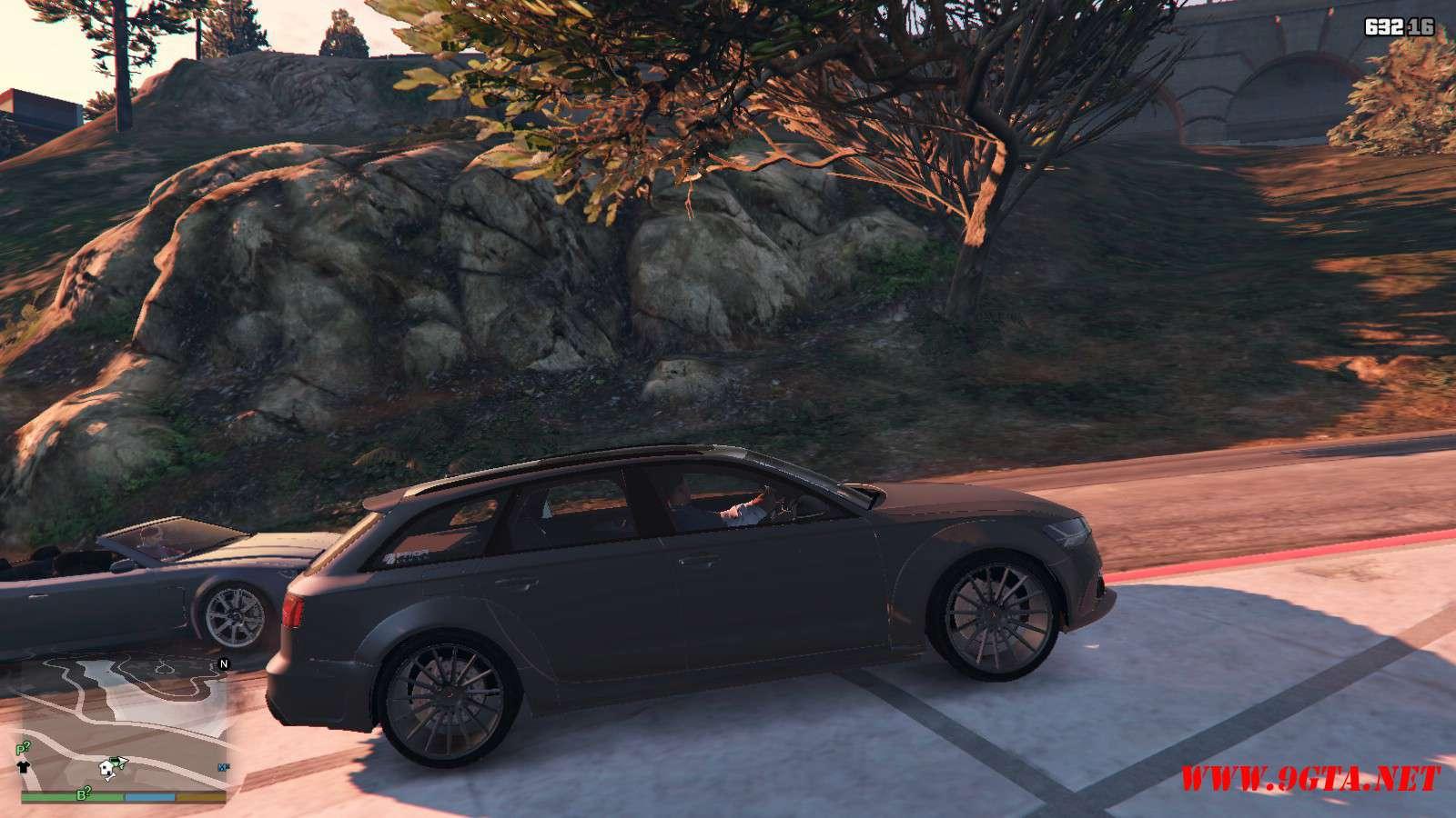 Audi RS6 Prior GTA5 Mods (4)