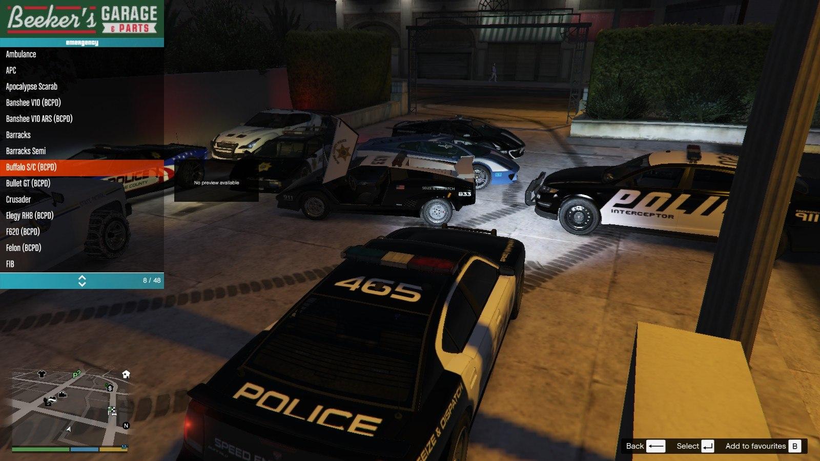 BCPD Car Pack GTA5 Mods (1)