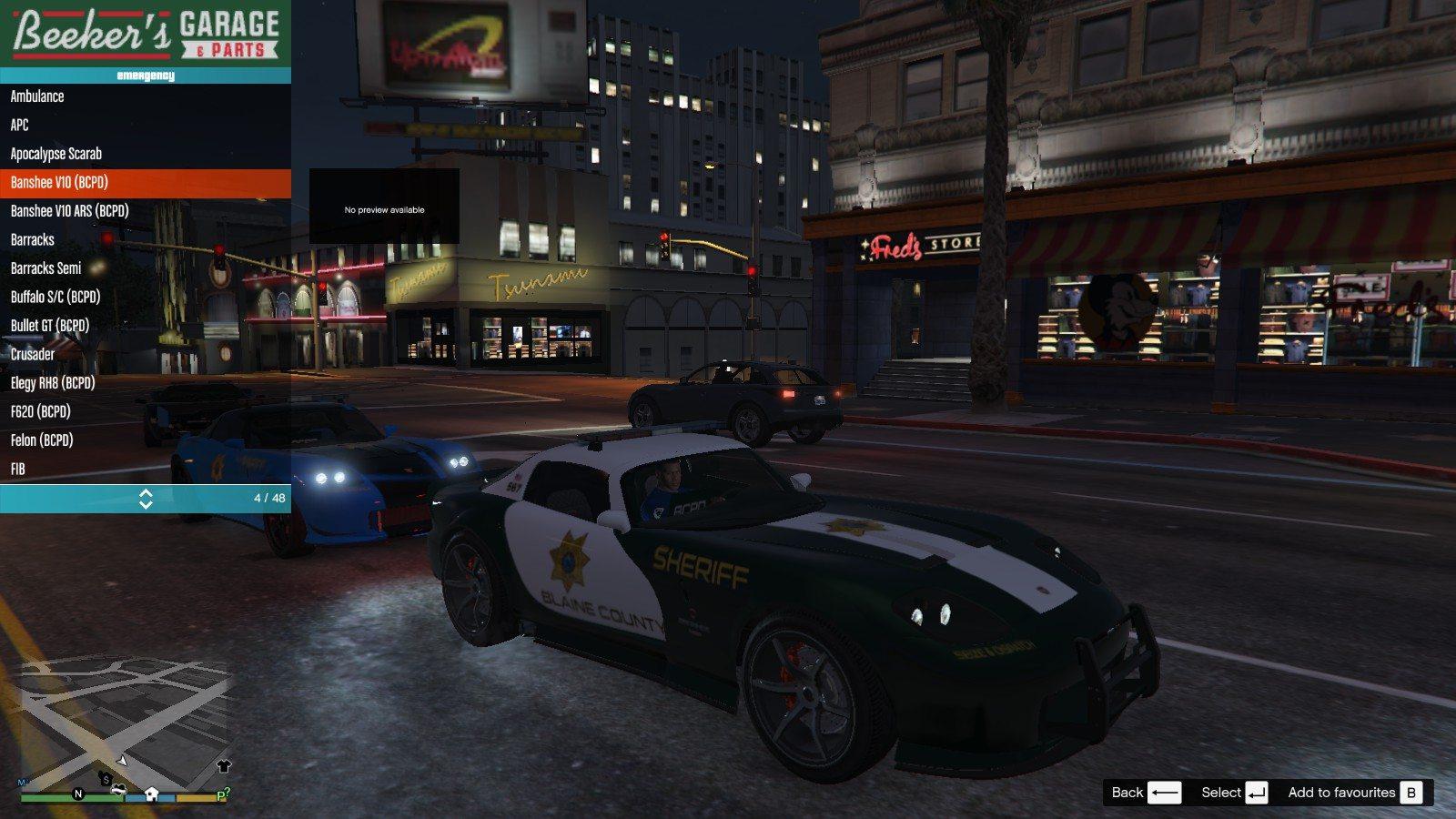 BCPD Car Pack GTA5 Mods (11)