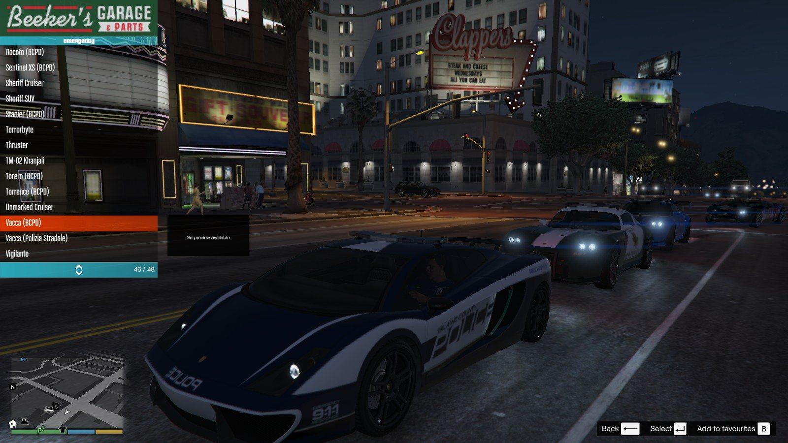 BCPD Car Pack GTA5 Mods (12)