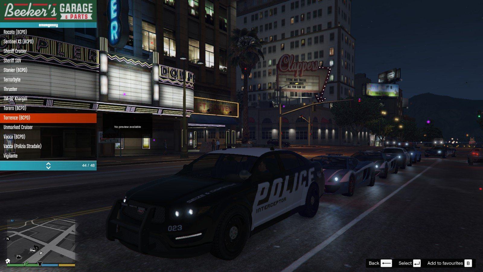 BCPD Car Pack GTA5 Mods (14)