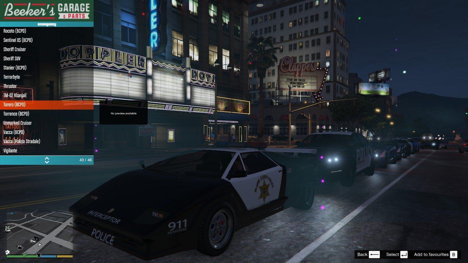 BCPD Car Pack GTA5 Mods (15)
