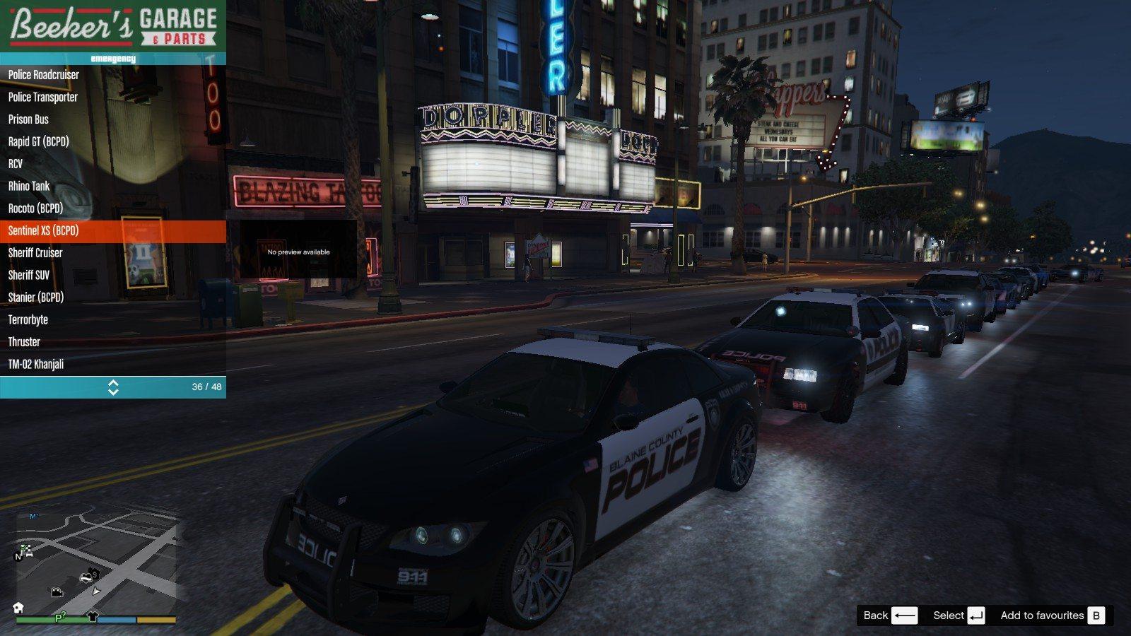 BCPD Car Pack GTA5 Mods (17)