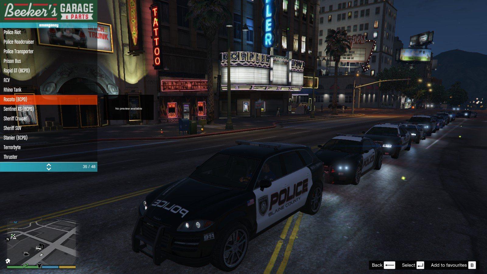 BCPD Car Pack GTA5 Mods (18)