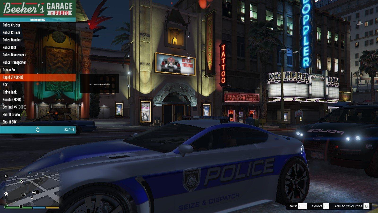 BCPD Car Pack GTA5 Mods (19)