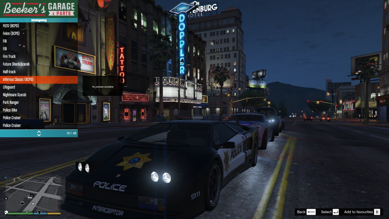 BCPD Car Pack GTA5 Mods (20)