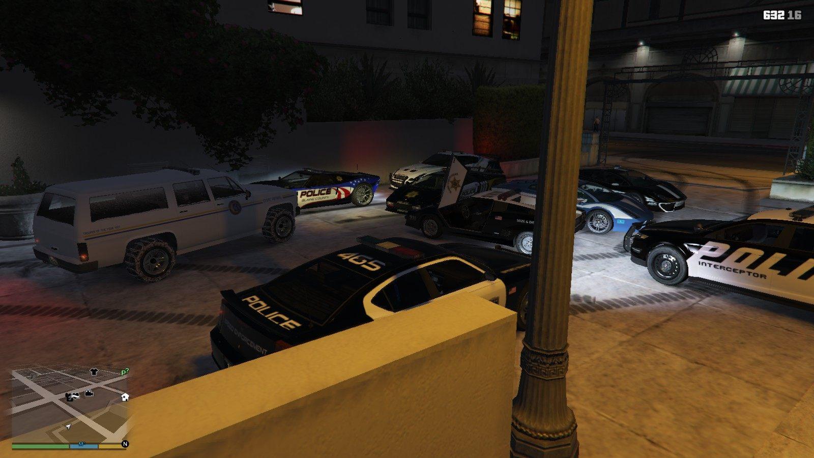 BCPD Car Pack GTA5 Mods (3)