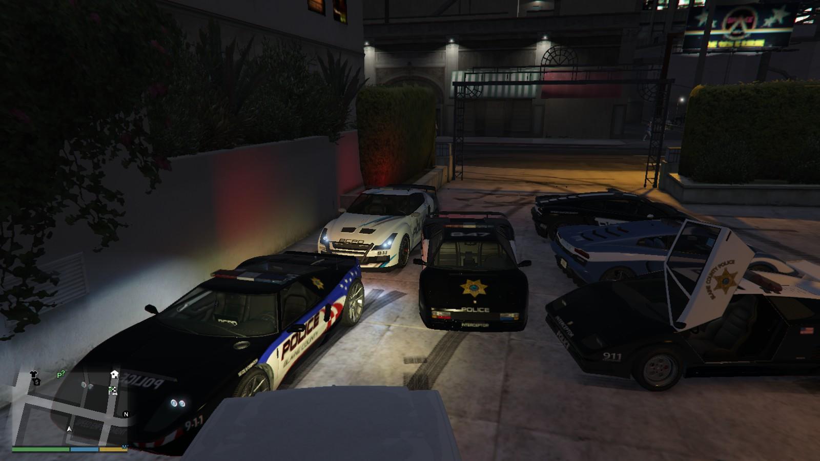 BCPD Car Pack GTA5 Mods (4)