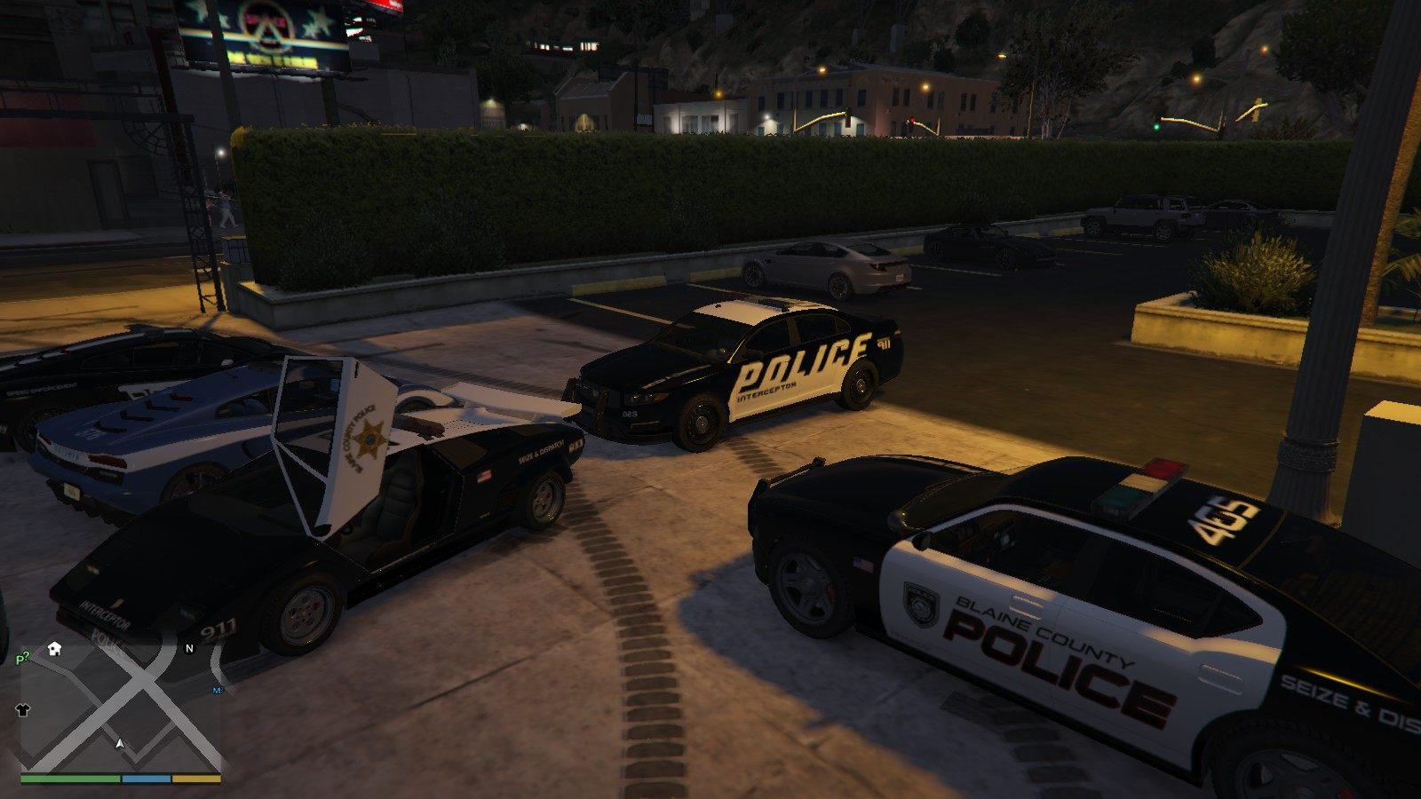 BCPD Car Pack GTA5 Mods (5)