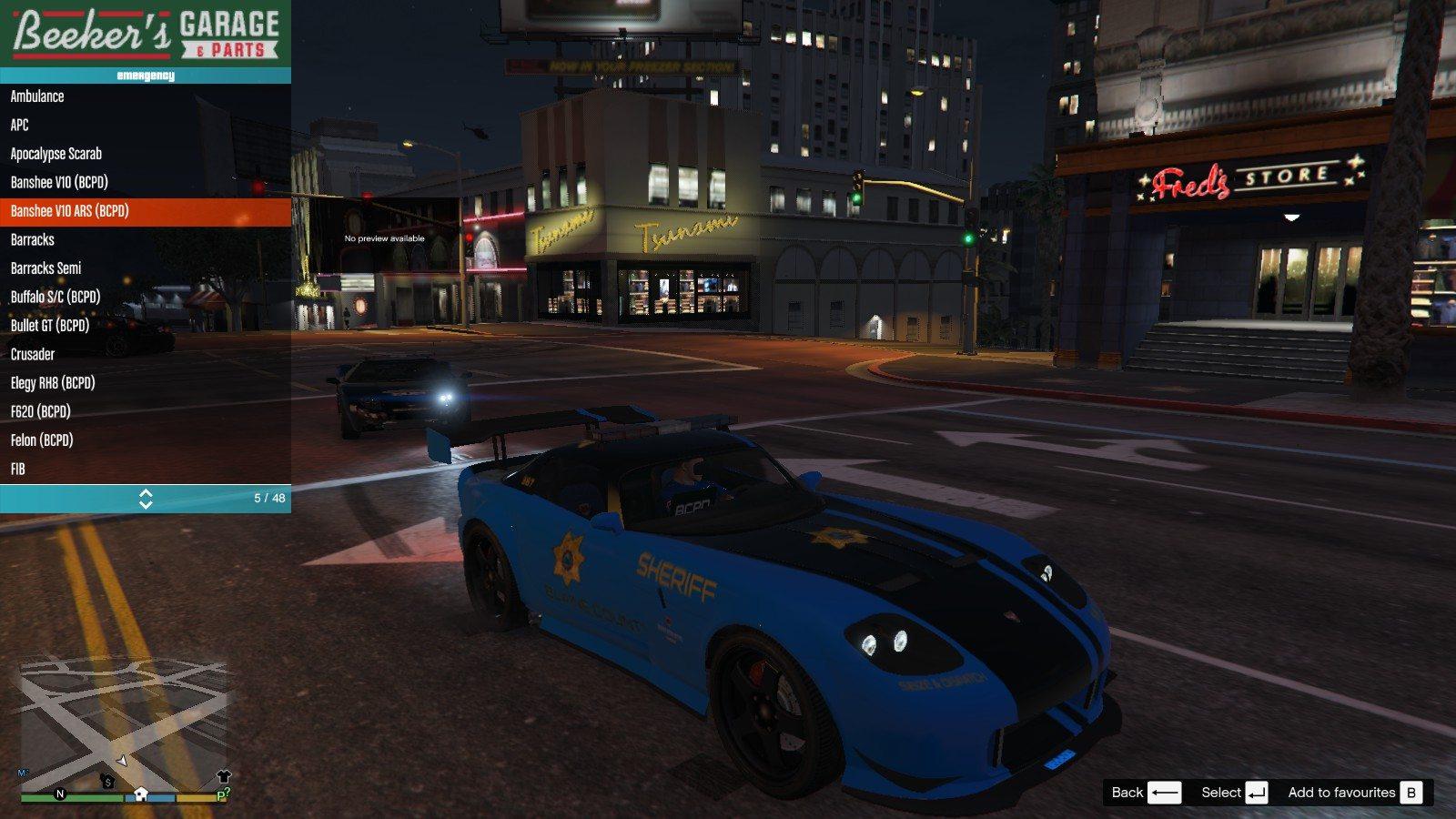 BCPD Car Pack GTA5 Mods (9)