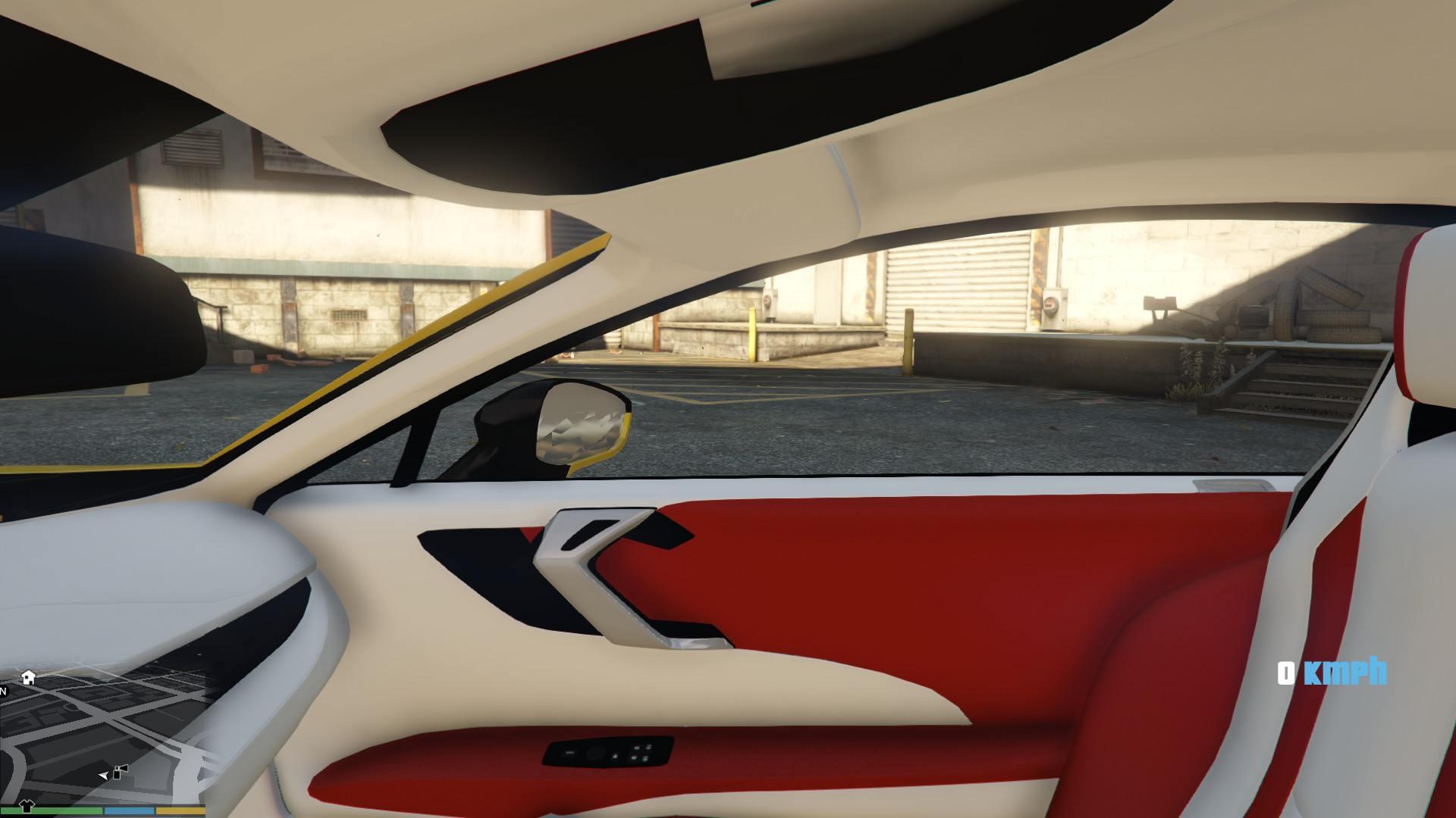 BMW I8 GTA5 Mods (10)