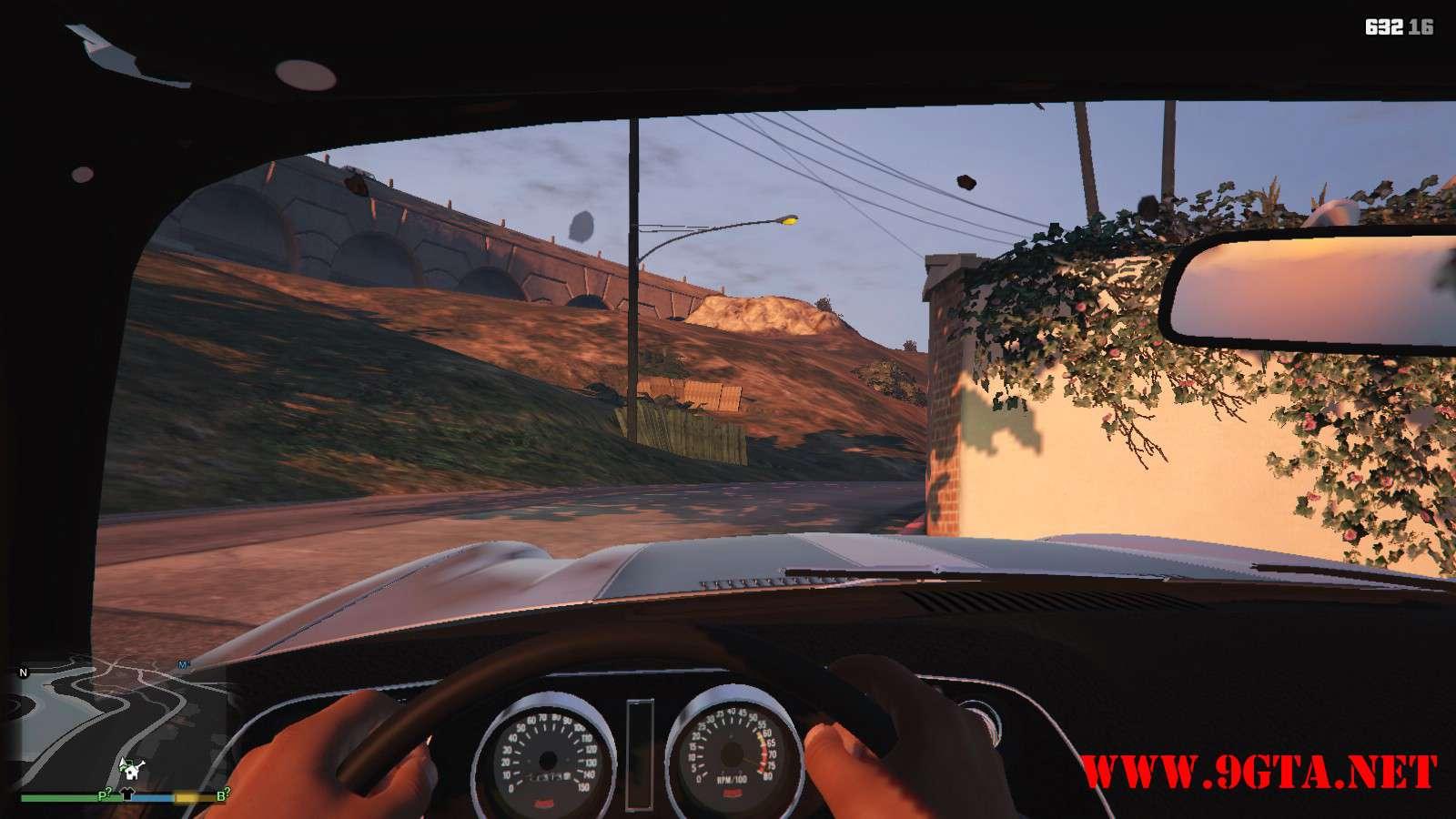 Chevrolet Camaro Z28 '70 v1.1 GTA5 Mods (9)