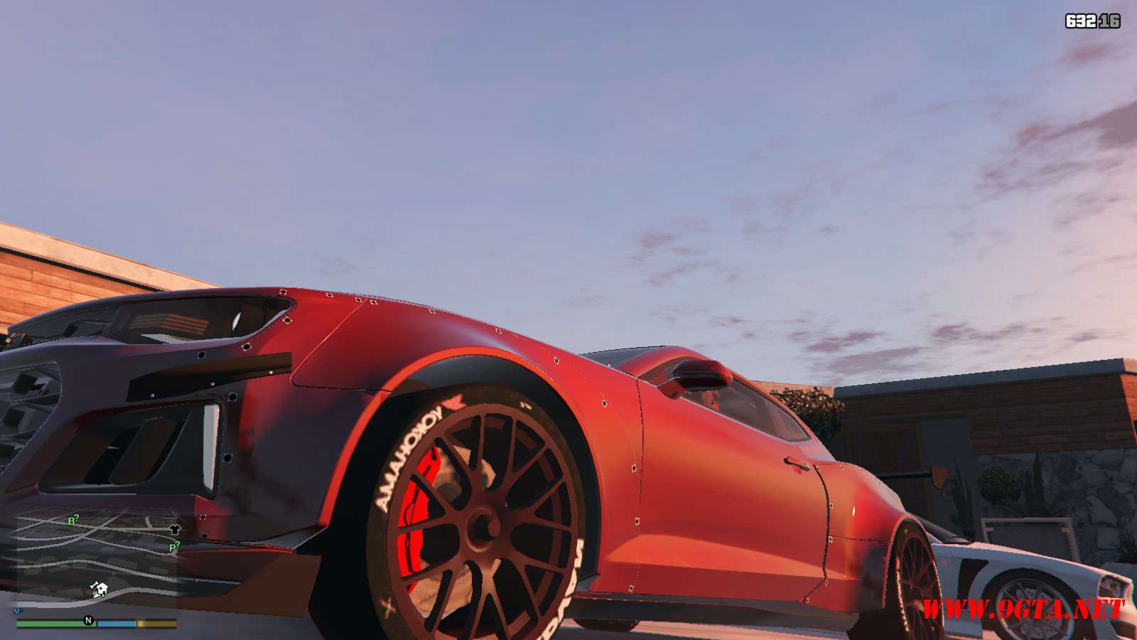 Chevy Camaro ZL1 Forza Edition GTA5 Mods (11)