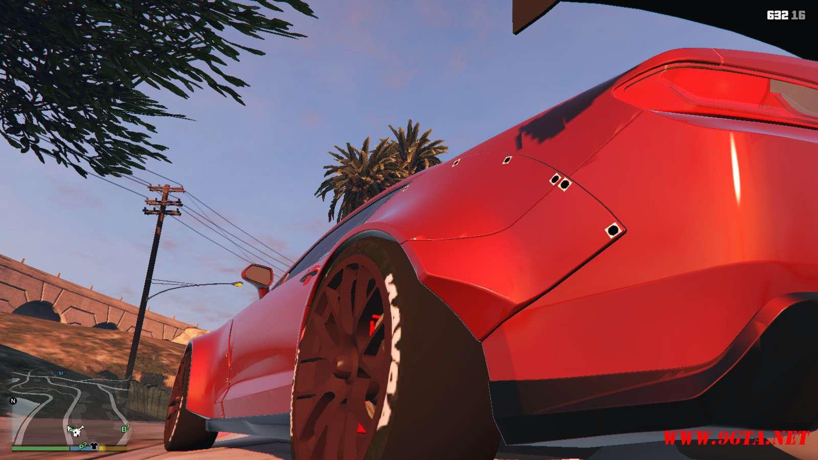 Chevy Camaro ZL1 Forza Edition GTA5 Mods (12)