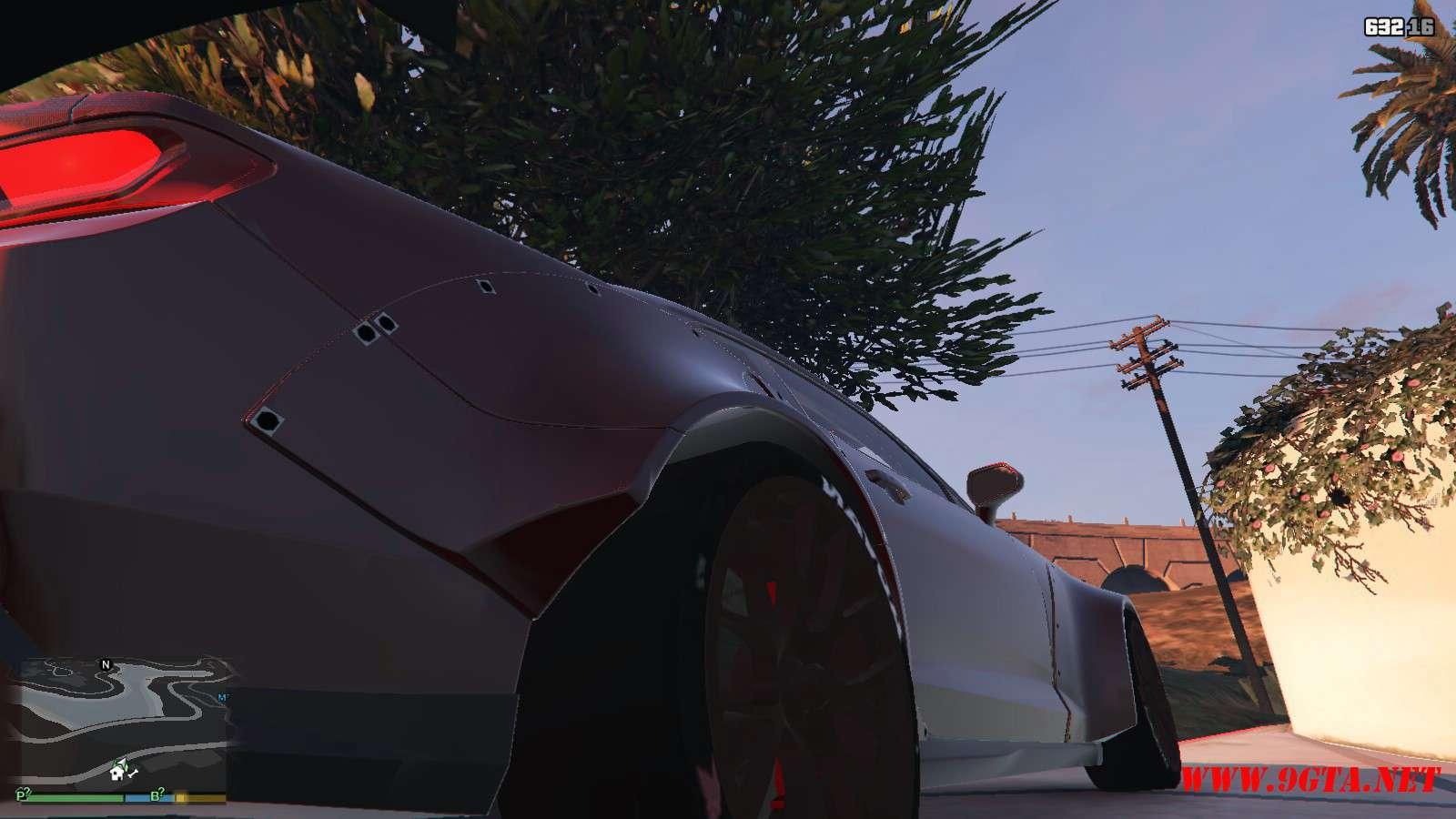 Chevy Camaro ZL1 Forza Edition GTA5 Mods (13)