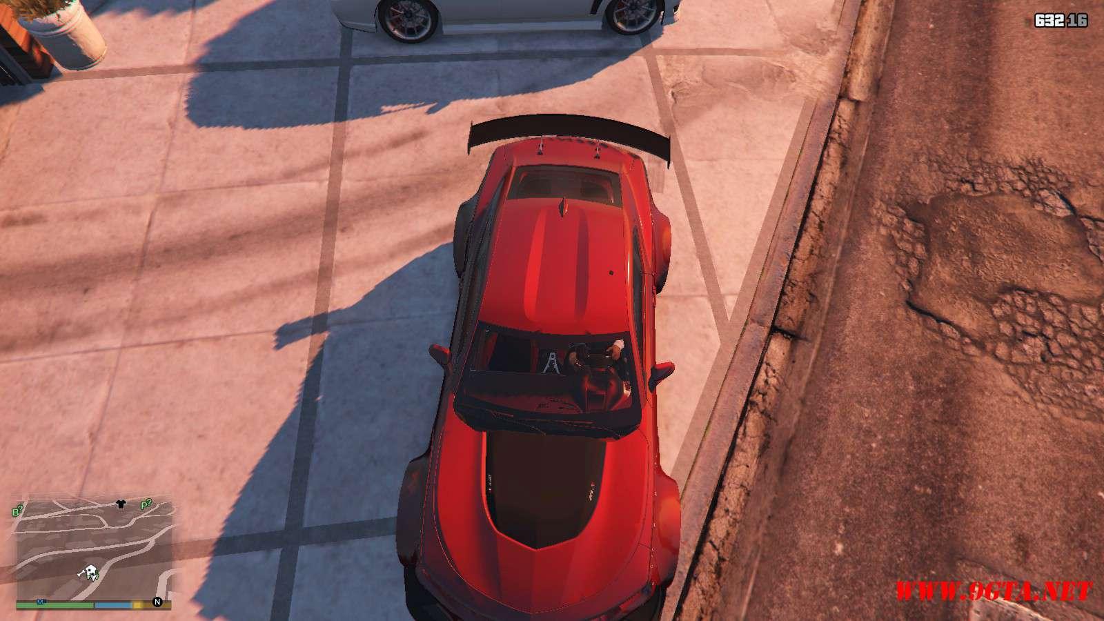 Chevy Camaro ZL1 Forza Edition GTA5 Mods (14)