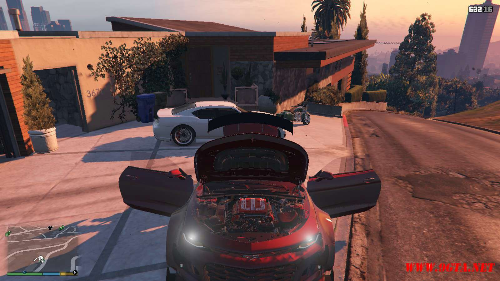 Chevy Camaro ZL1 Forza Edition GTA5 Mods (18)