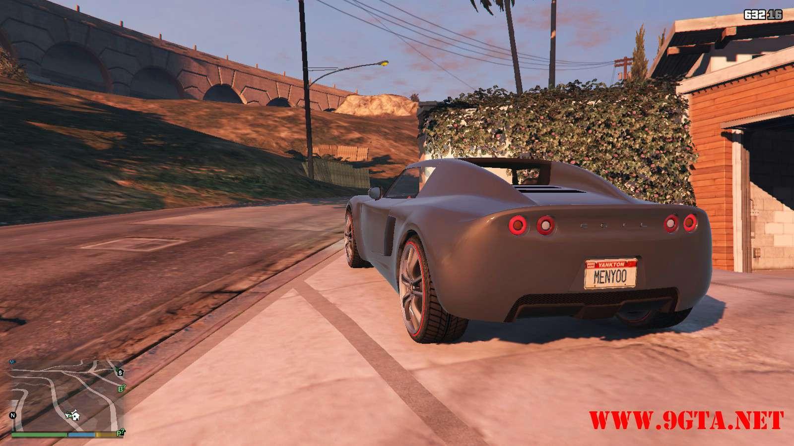 Coil Exode S GTA5 Mods (10)