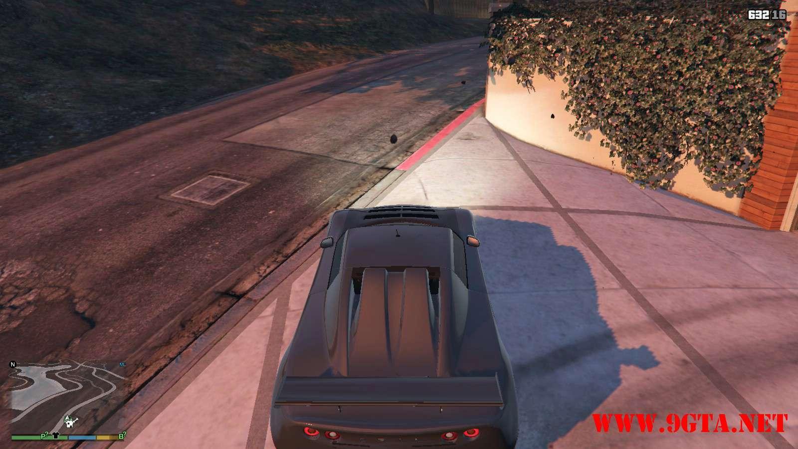 Coil Exode S GTA5 Mods (20)
