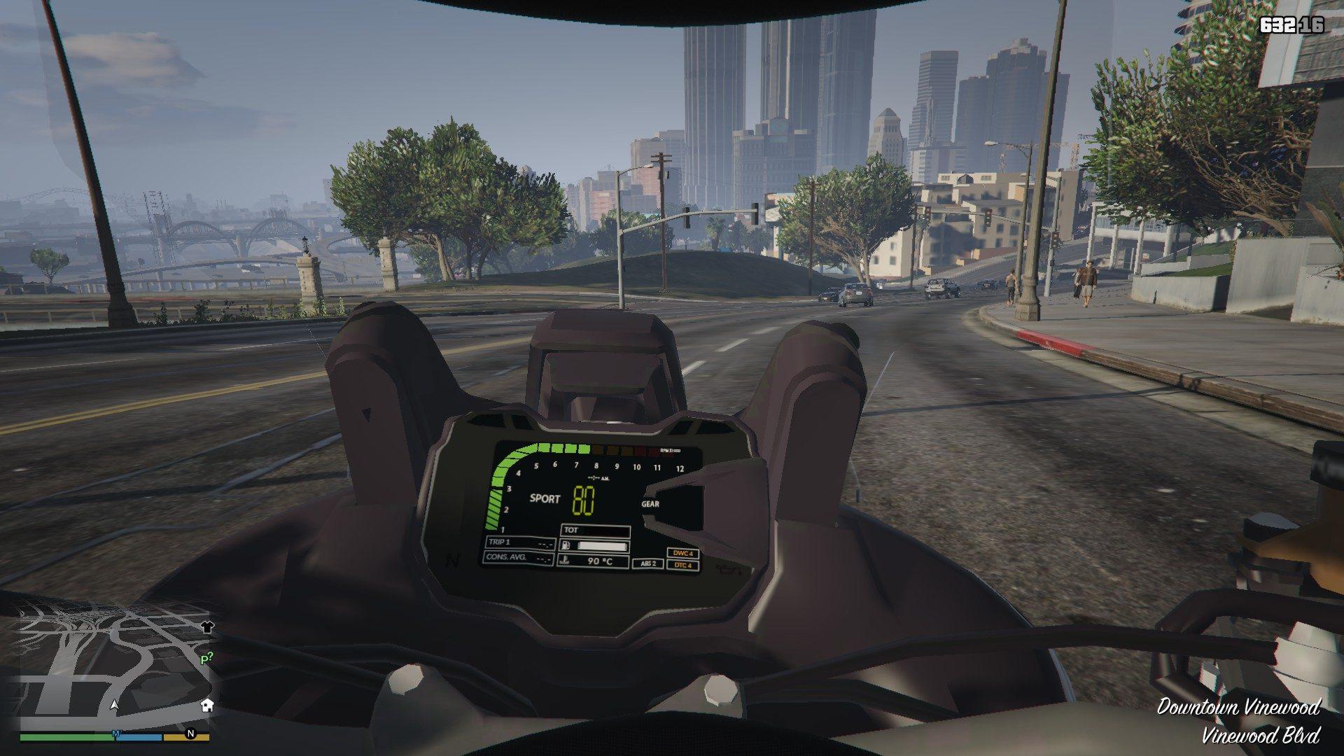 Ducati Multistrada 2015 GTA5 Mods (9)