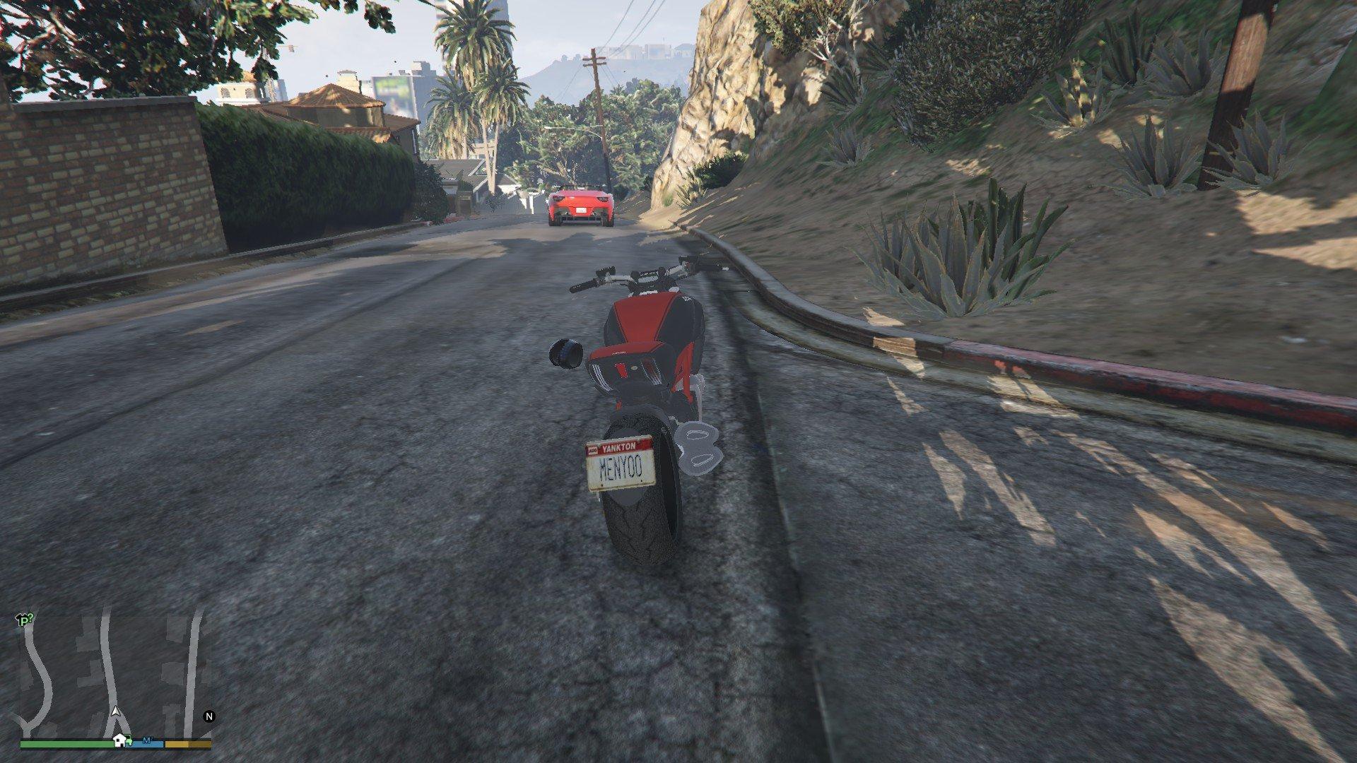 Ducatti Diavel 2014 GTA5 Mods (4)