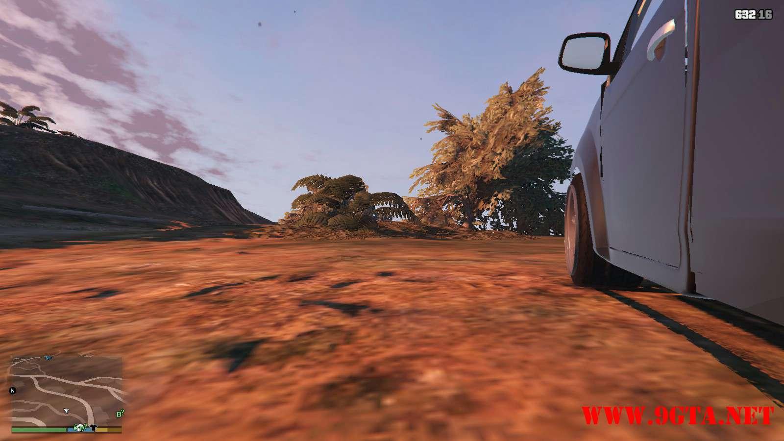 Isuzu DMAX MU-X GTA5 Mods (13)