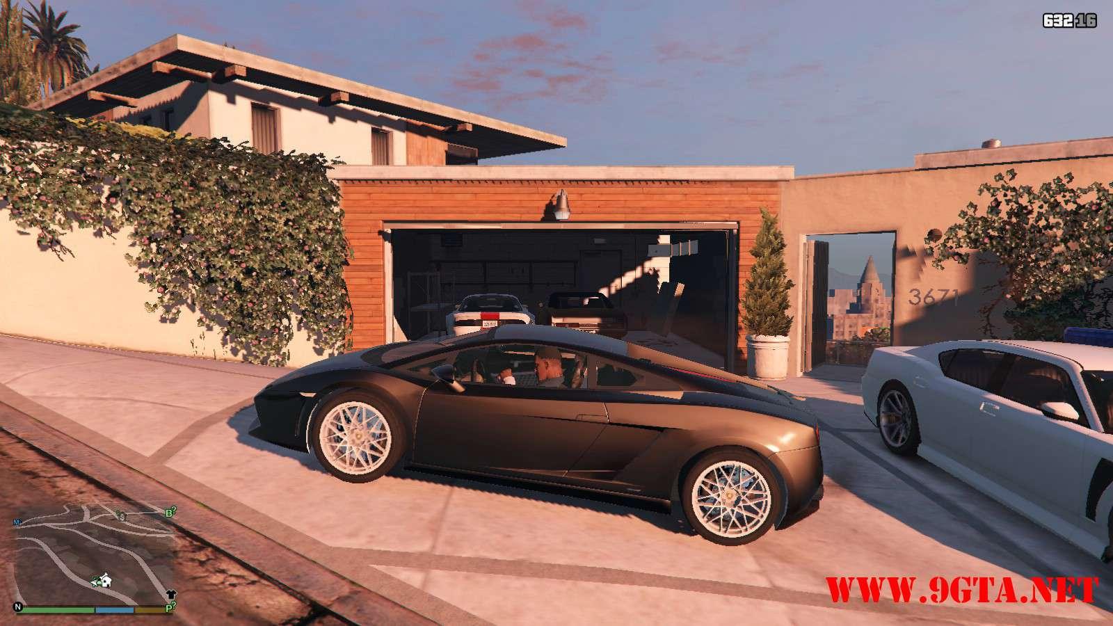 Lamborghini Gallardo v2.0 GTA5 Mods (2)
