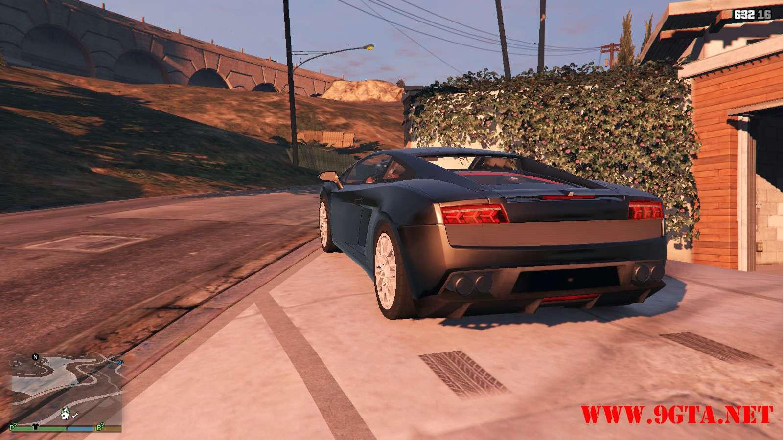 Lamborghini Gallardo v2.0 GTA5 Mods (12)