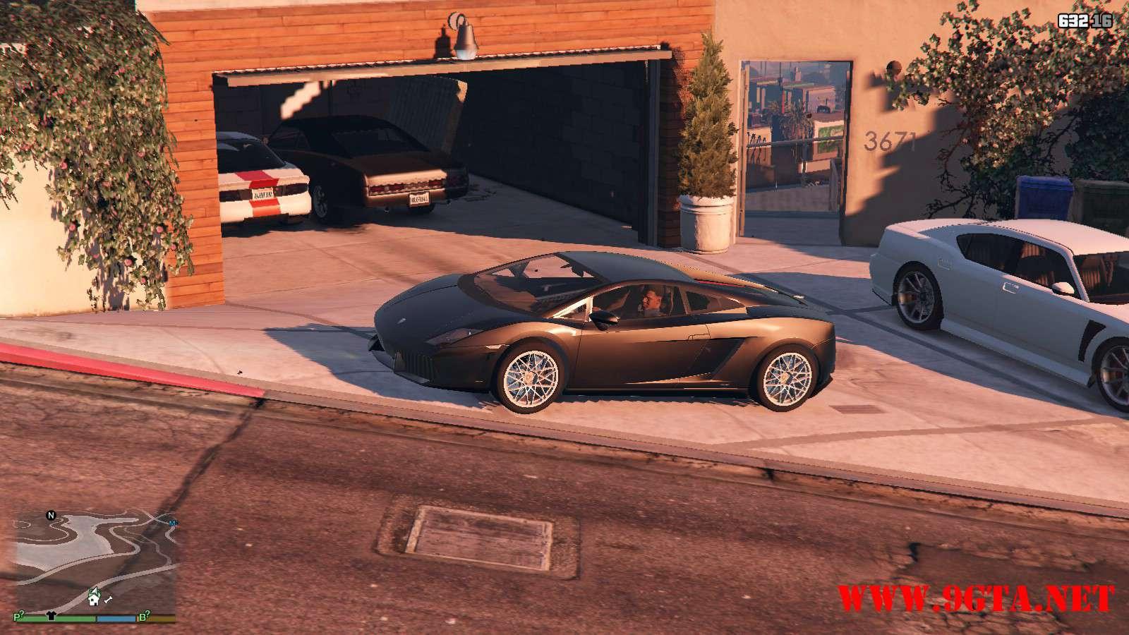 Lamborghini Gallardo v2.0 GTA5 Mods (13)