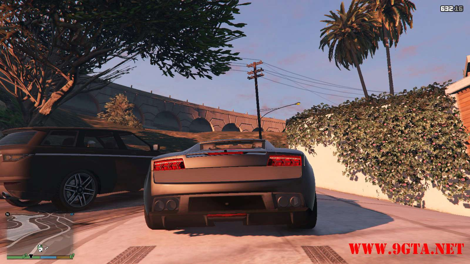 Lamborghini Gallardo v2.0 GTA5 Mods (3)