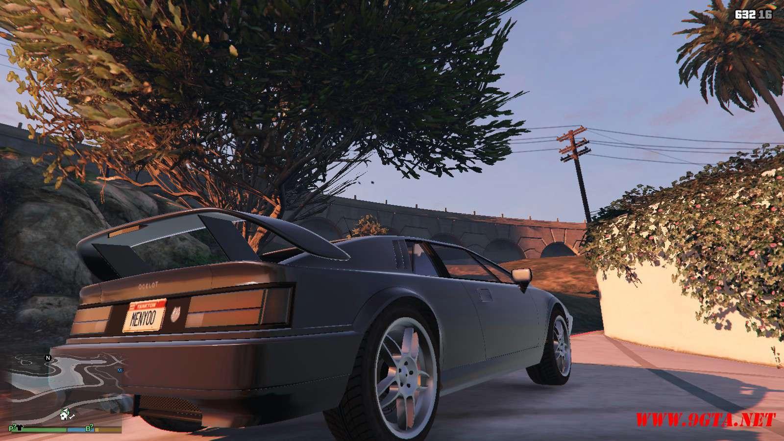 Ocelot Ardent Turbo GTA5 Mods (16)
