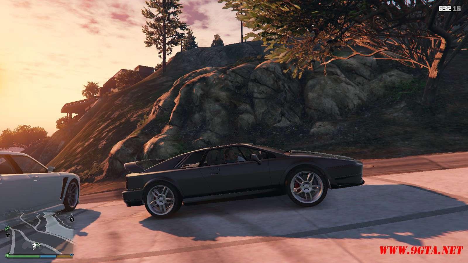 Ocelot Ardent Turbo GTA5 Mods (4)