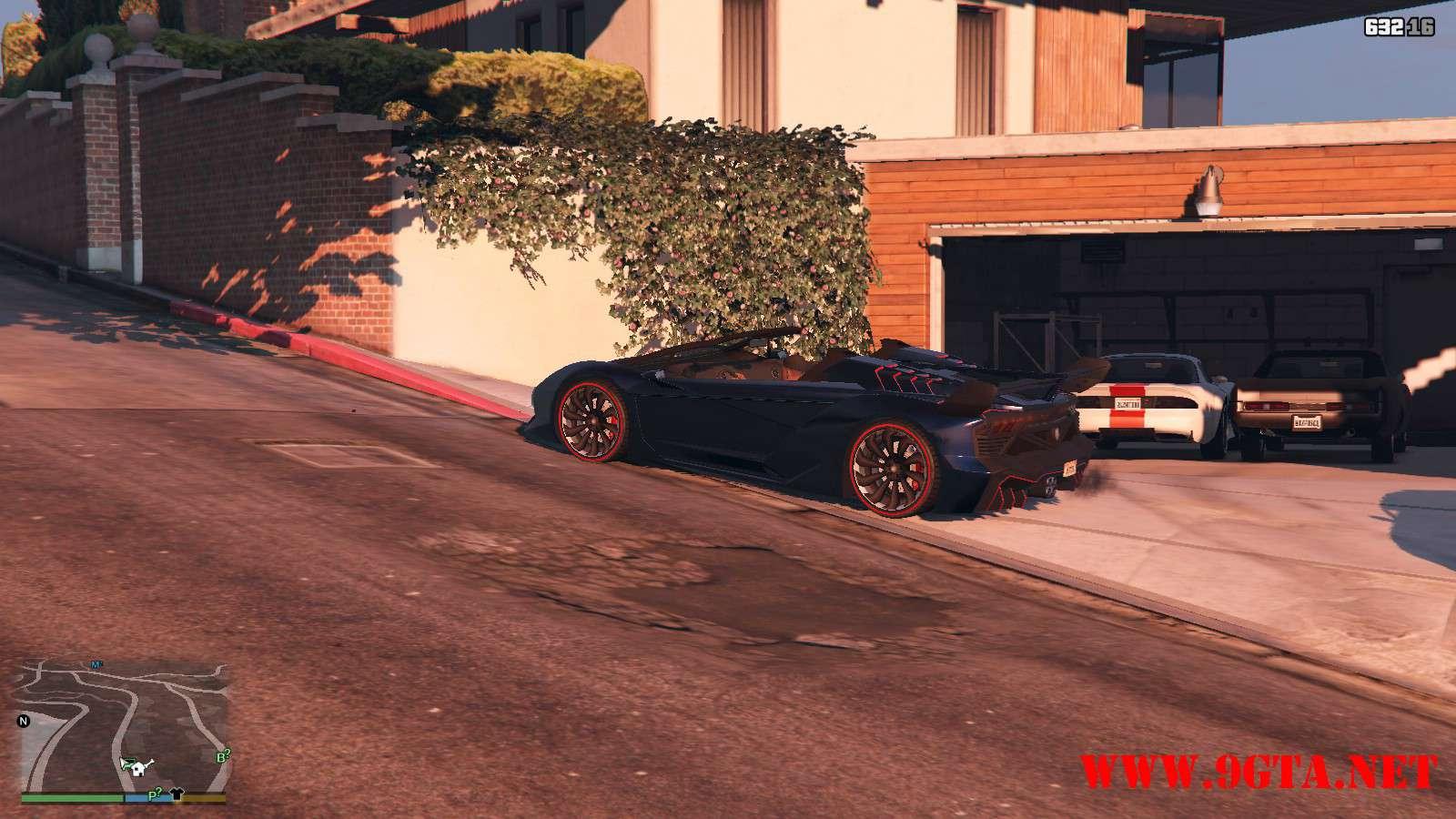 Pegassi Zentorno Roadster GTA5 Mods (11)