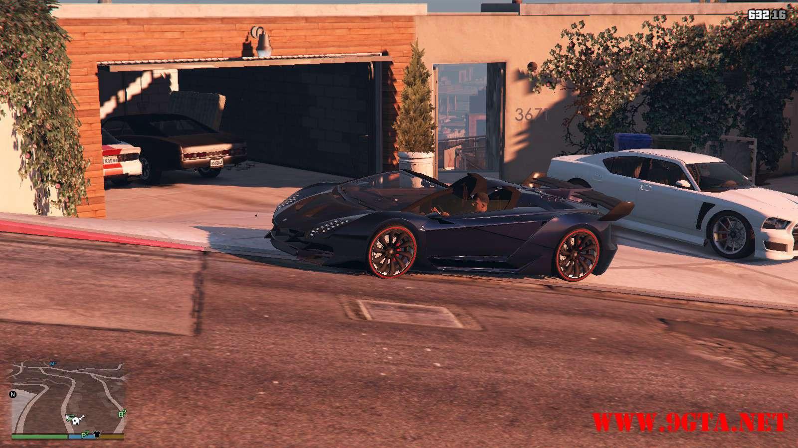 Pegassi Zentorno Roadster GTA5 Mods (13)