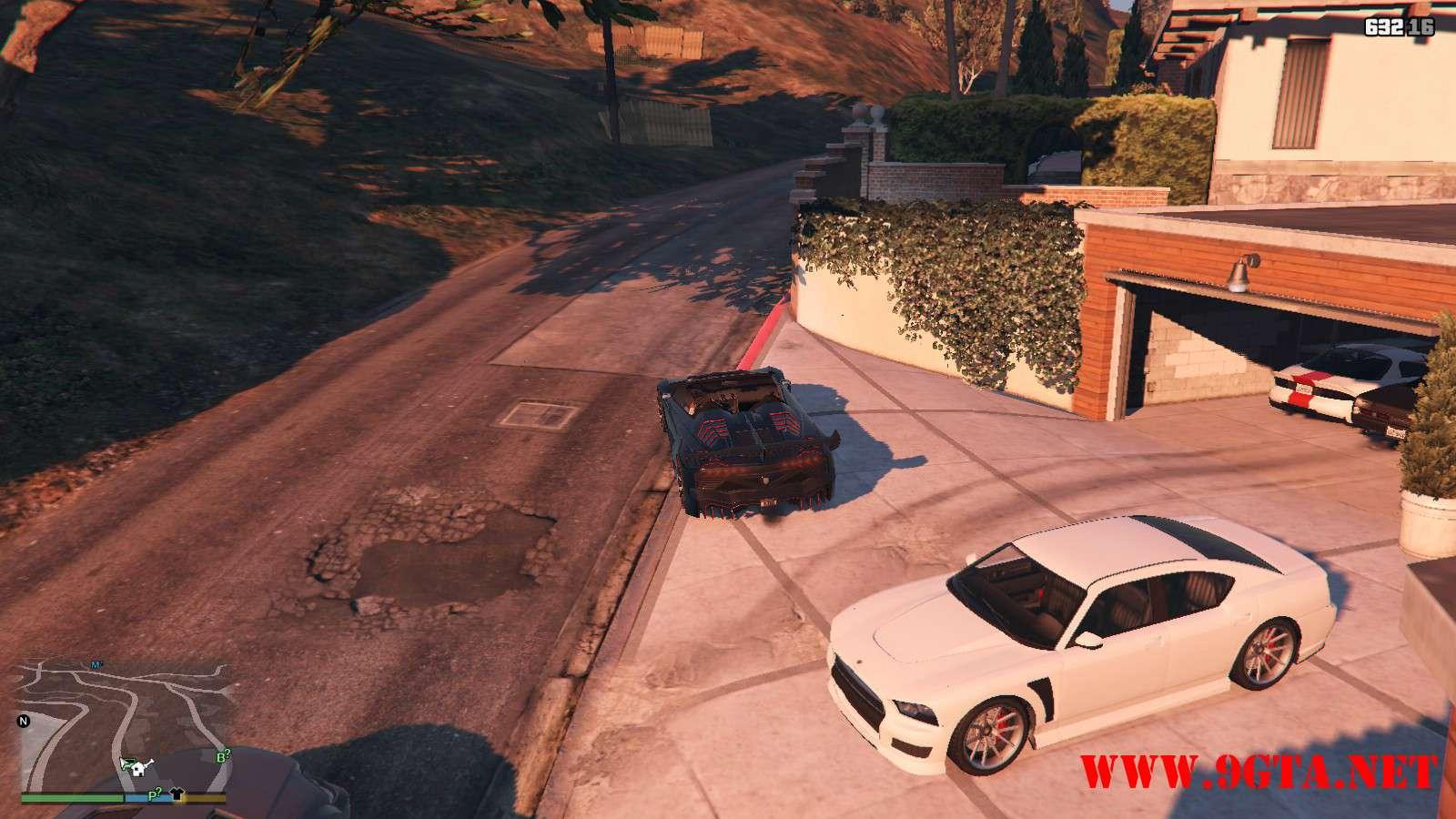 Pegassi Zentorno Roadster GTA5 Mods (17)