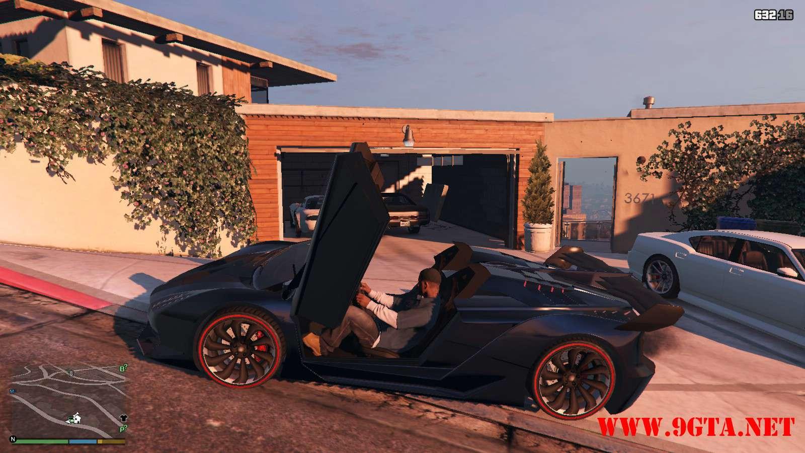 Pegassi Zentorno Roadster GTA5 Mods (19)