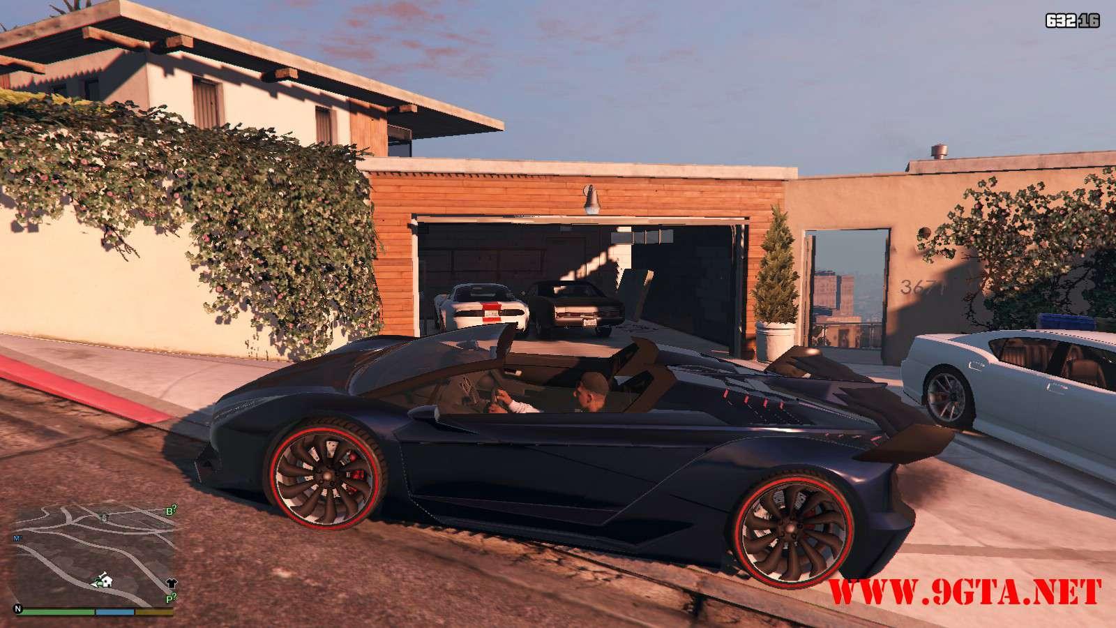 Pegassi Zentorno Roadster GTA5 Mods (2)