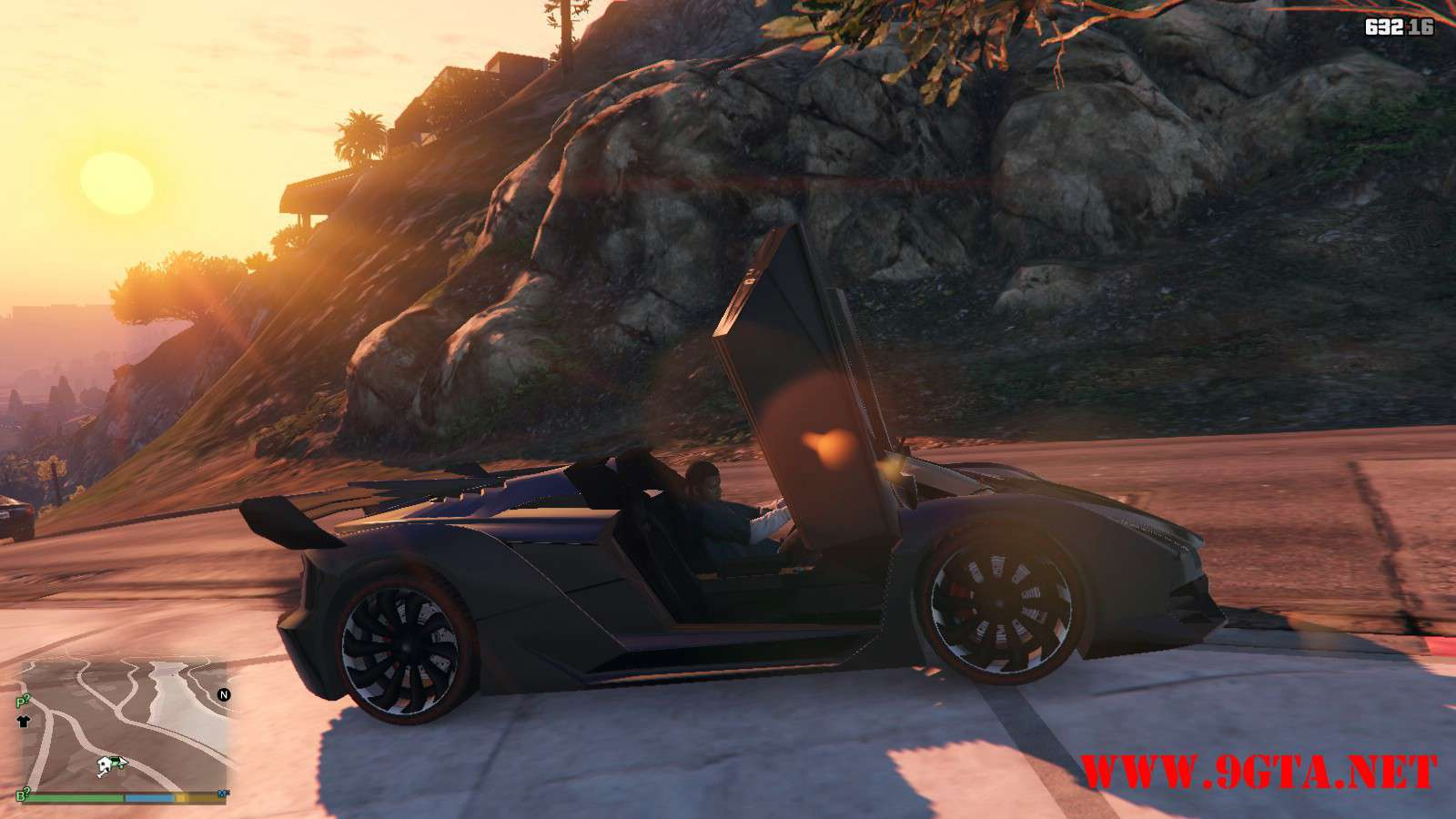Pegassi Zentorno Roadster GTA5 Mods (20)
